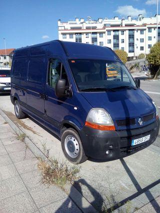 Renault Master 2.5 dci 120cv