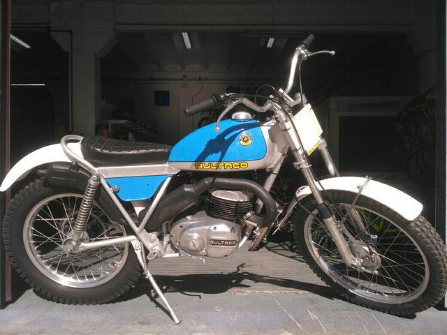 Bultaco sherpa T350 MOD 125