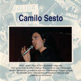 CD / CAMILO SESTO ''La música de tu vida'' (1993)