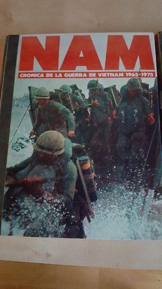 NAM Enciclopedia Guerra Vietnam