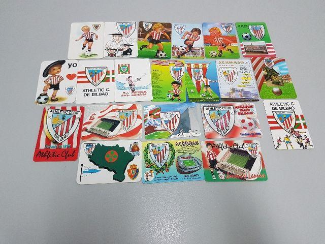 Athletic Club Bilbao Calendario.21 Calendarios De Bolsillo Athletic Club De Bilbao De