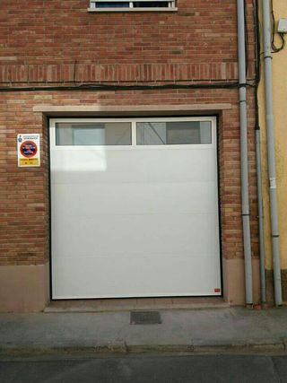 puertas secionales