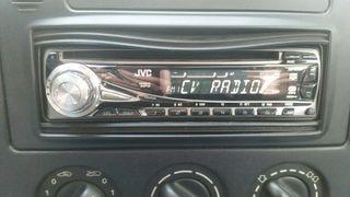 radio cd jvc