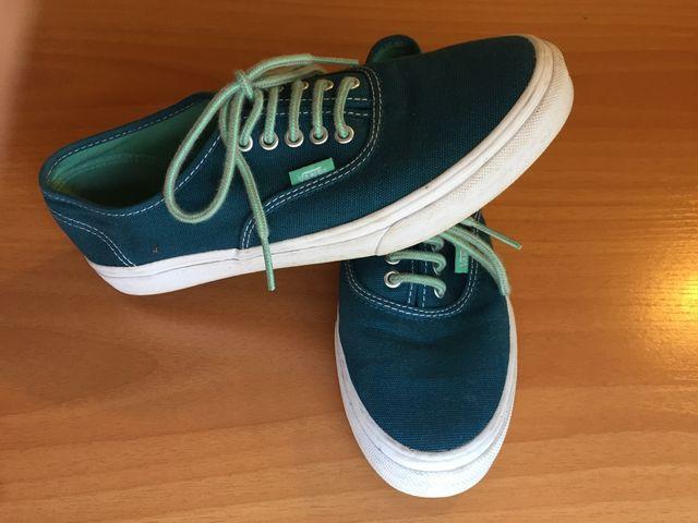 34bd9e01c6 Vans zapatillas de segunda mano por 20 € en Alicante en WALLAPOP