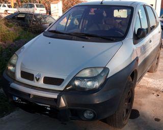 Renault Scenic 4*4 2002