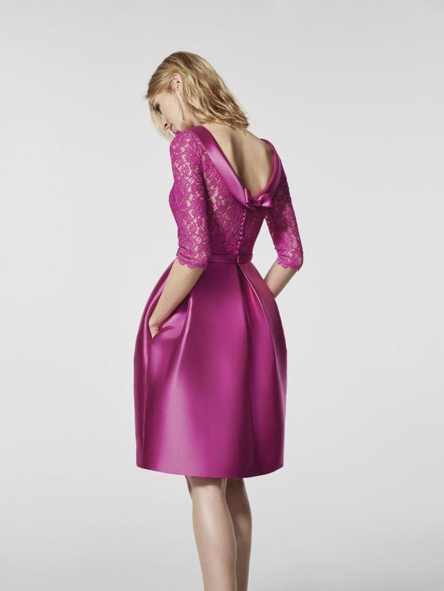 Encantador Vestido De Novia Pronovias Ideas Ornamento Elaboración ...