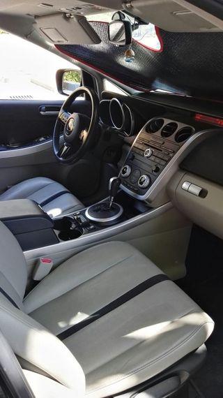 Mazda CX-7 2006 2.3 gasolina 260 caballos