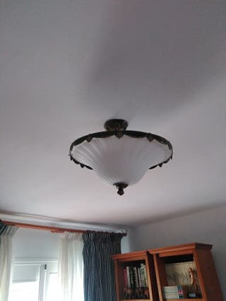 Juego de lamparas