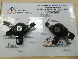 Pulsadores X9 3x9v para piezas!!!
