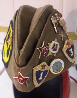 Gorro militar URSS