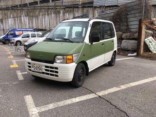 Daihatsu move furgoneta