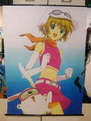 Poster Sakura Anime Japones Manga