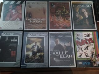 Pack 16 Pelis Dvd