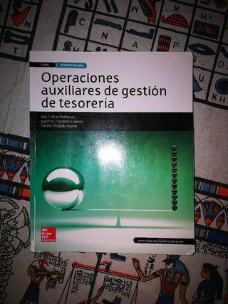 Libro oper. aux. de gestión de tesorería 2°GA