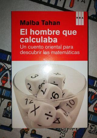 Libro El hombre que calculaba