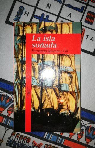 Libro La isla soñada