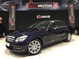 Mercedes-Benz Clase C C 220 CDI BE Avantgarde 125kW (170CV)
