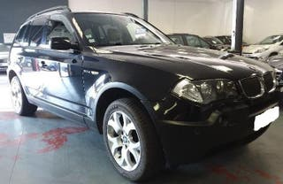 BMW X3 3.0d, 204cv, 5p