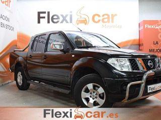 Nissan Navara 4X4 Doble Cabina XE 4p