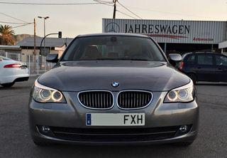 BMW 530D restyling
