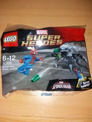 Lego Super Heroes Spider-Man Super Jumper NUEVO