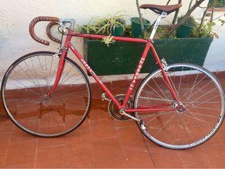ORBEA Bicicleta clásica convertida en Fixie talla 56