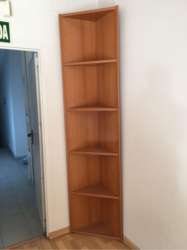 Mueble estanter a esquina de segunda mano por 35 en vigo wallapop - Muebles segunda mano vigo ...