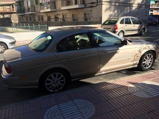 Cambio Jaguar S tupe,