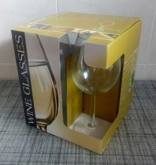 Copas vino NUEVAS