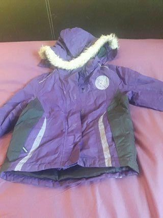 abrigo de niña mprafo