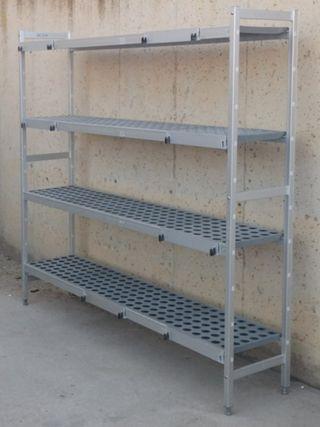 Prestatgeria cambra frigorífica 172cm
