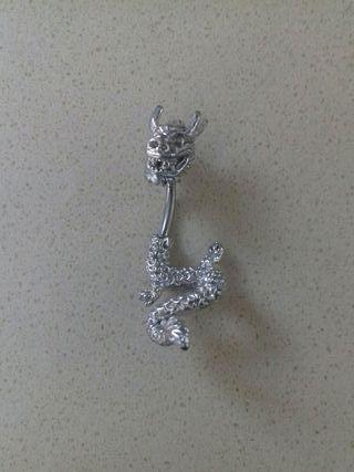 piercing ombligo