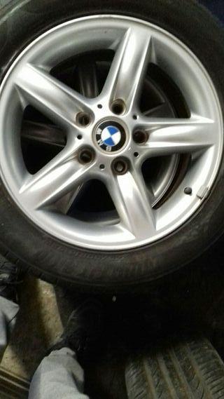 ruedas de serie BMW