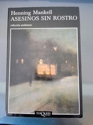 ASESINOS SIN ROSTRO (EN PAPEL) HENNING MANKELL