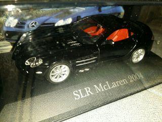 1/43 mercedes SLR mclaren