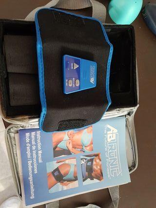 AB Tronic electroestimulador ejercicios