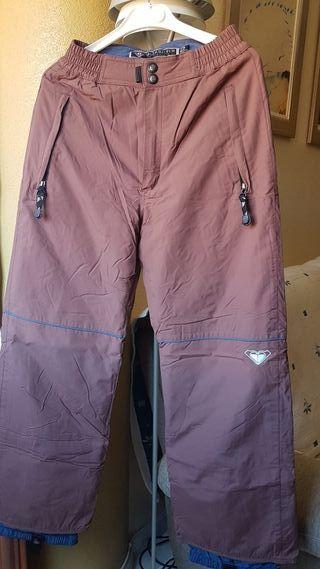 Pantalon esqui Quiksilver