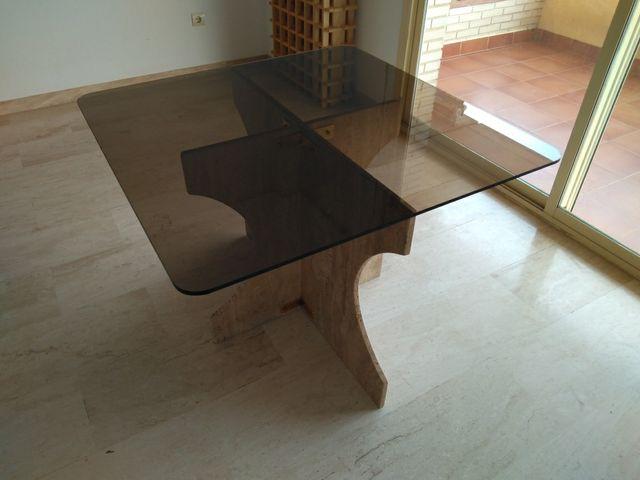 Cristal para mesa comedor de segunda mano por 80 € en Reco de Salou ...