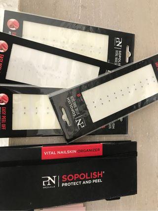 Shopolish para manicura