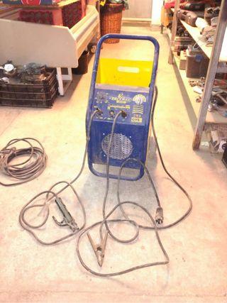 Maquina de soldar electrodo