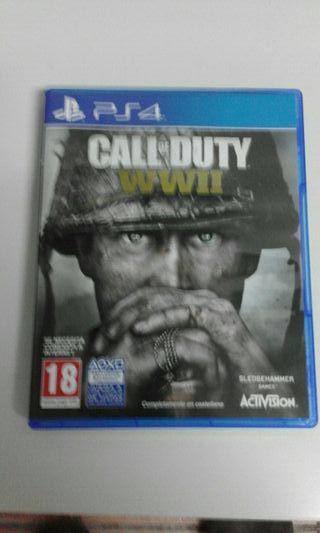 Call off Dutty WW2