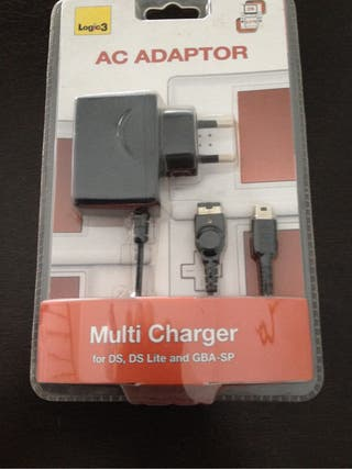 Multi cargador DS & DS lite
