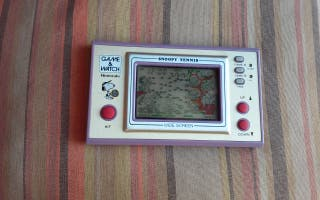 SNOOPY NINTENDO GAME & WATCH
