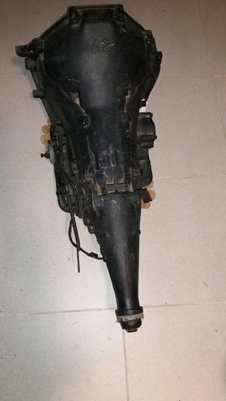 caja automatica c6 de ford mustang