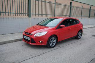 Ford Focus pocos kms y garantia