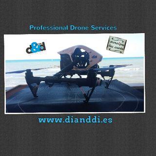 Video fotografia dron
