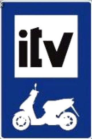 ITV CICLOMOTORES/MOTOCICLETA