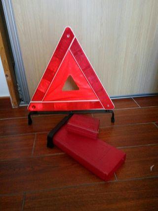 Triángulo tráfico