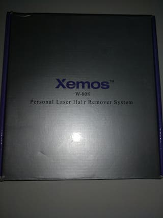 Depiladora Laser - Xemos