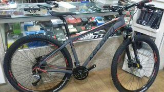 bicicleta ELEVEN VORTEX 29